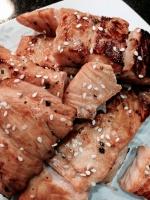 Salmon Ready to Eat!